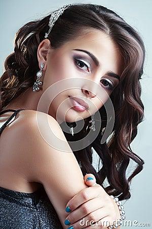Teen model girl