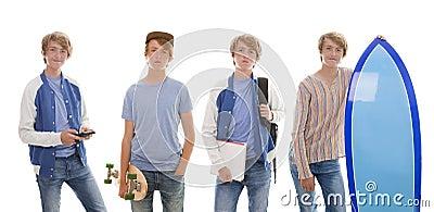 Teen pastimes