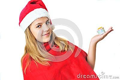 Teen Santa