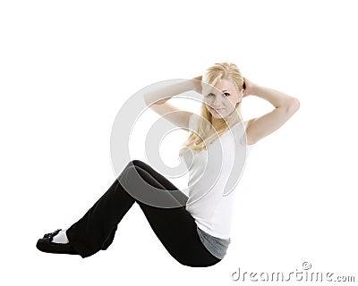 Teen Situps