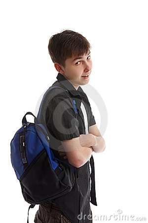 Teen Student
