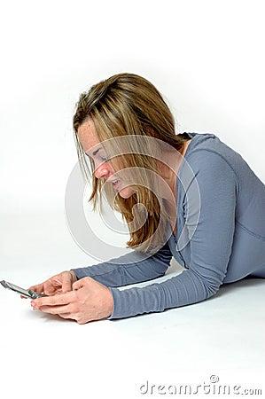 Teen Text Message