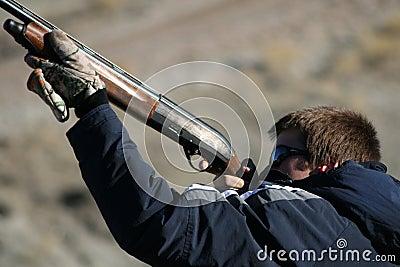Teenage Boy Shooting