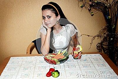 Teenage Diet
