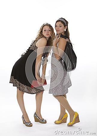 Teenage Fashion Girls