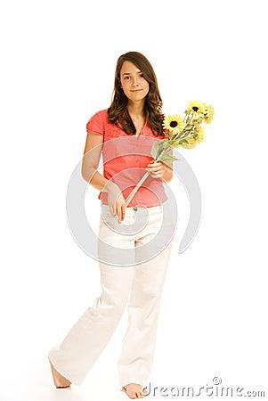 Free Teenage Girl Royalty Free Stock Photos - 4260838