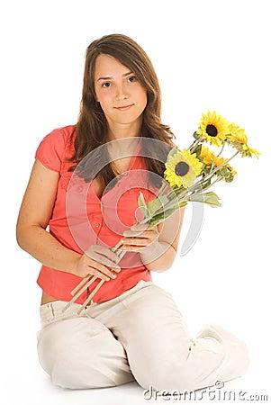 Free Teenage Girl Stock Photo - 4274300