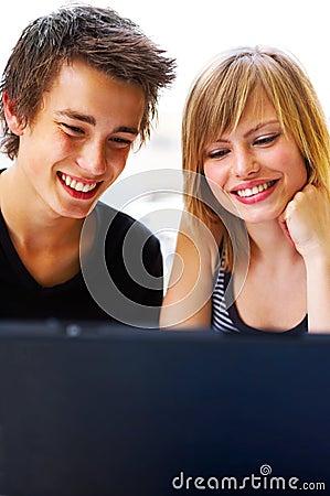 Teenage internet lifestyle