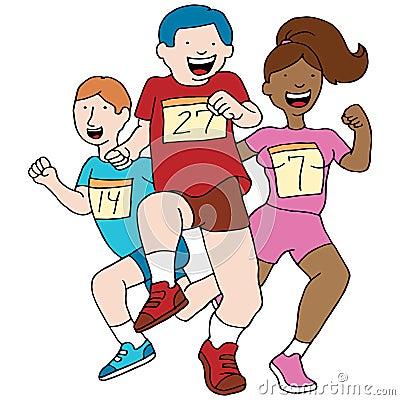 Teenage Runners