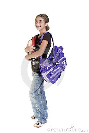 Teenage School Girls