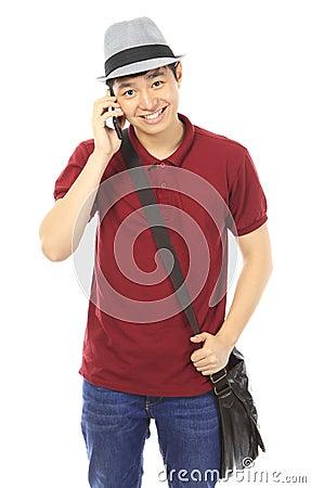 Teenager Calling