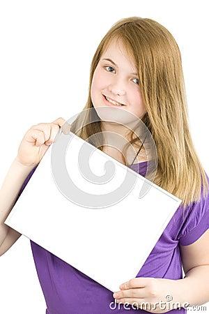 Teenager-girl