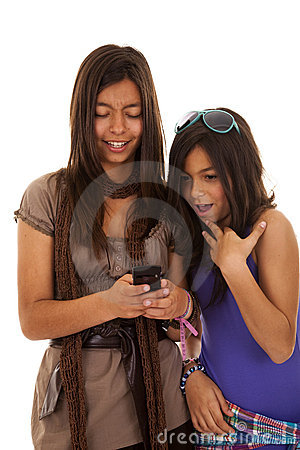 Teenager sms addiction