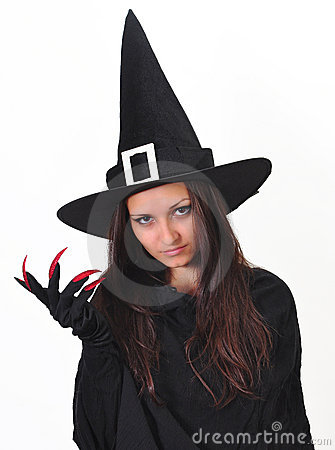 Teenager Witch
