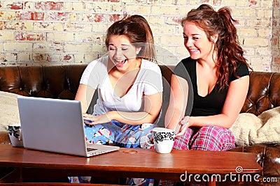 Teens Networking