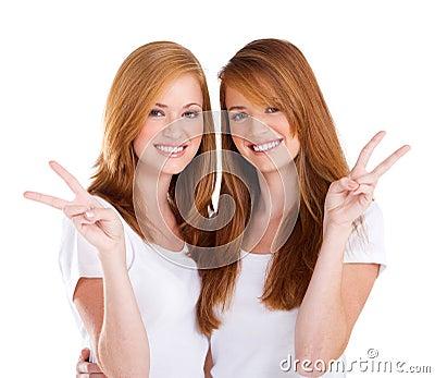 Teens peace