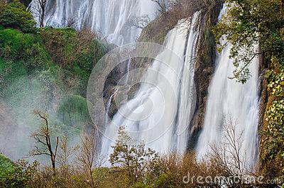 Teeorsu waterfall