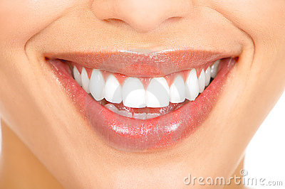Teeth and smile