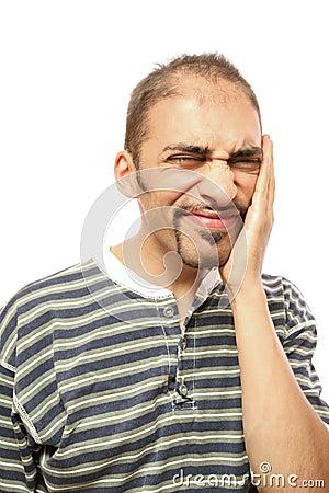 Teeths pain