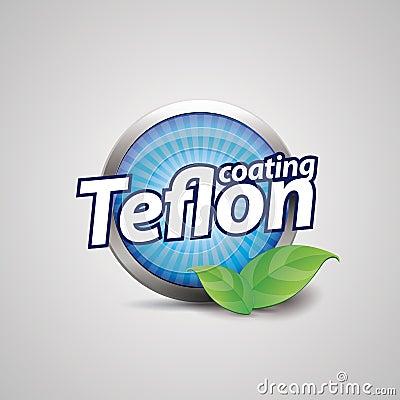 Teflon coating symbol