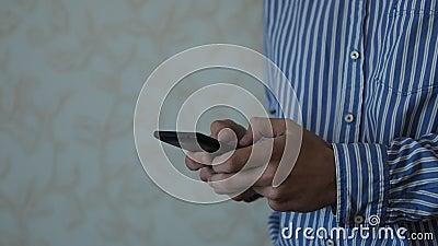 Tehnology 2 de Smartphone vídeos de arquivo