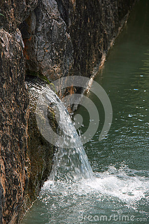 Teich am Garten