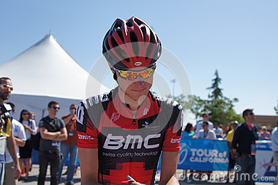 Tejay Van Garderen 2012 Amgen Tour of California  Editorial Stock Photo