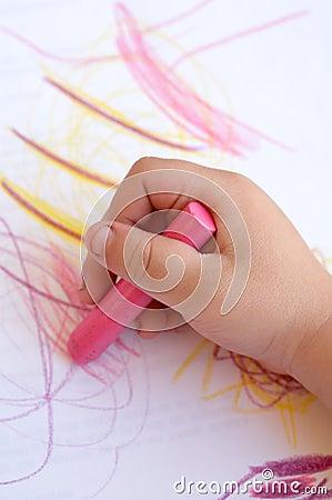 Tekeningen als kind