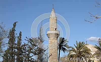 Tekke Muslim temple