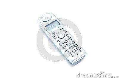 Teléfono casero moderno