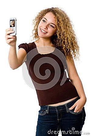Teléfono del cuadro