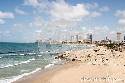 Tel Aviv Beach Front
