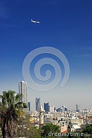 Free Tel Aviv City Royalty Free Stock Photos - 4051408