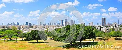 Tel Aviv Panorama, Israel