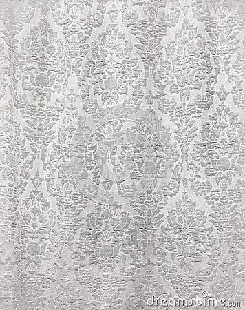 Tela de weave cinzenta
