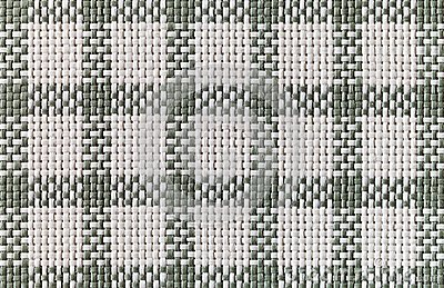 Tela di canapa Checkered