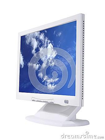 Tela do LCD