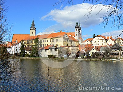 UNESCO Town of Telc