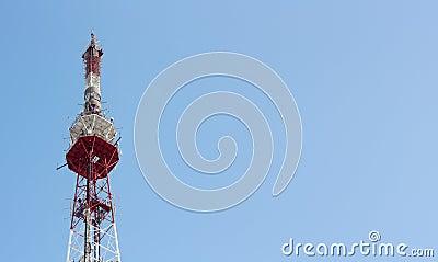 Tele communication tower