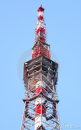 Tele staition tower