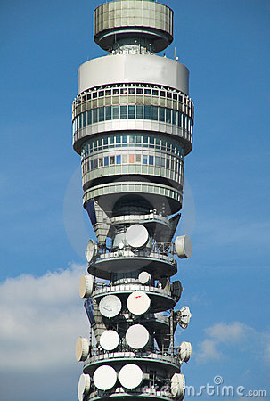 Telecom brytyjski tower