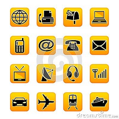 Free Telecom & Transportation Royalty Free Stock Photos - 7803128
