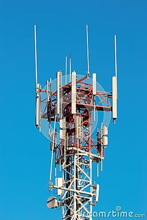 Free Telecommunicate Pillar Stock Image - 2941481