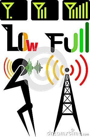 Telecommunication symbol