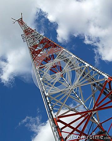 Free Telecommunication Tower Stock Photography - 663692