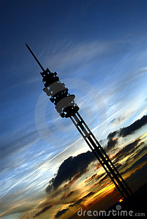 Free Telecommunication Tower Royalty Free Stock Image - 7085296