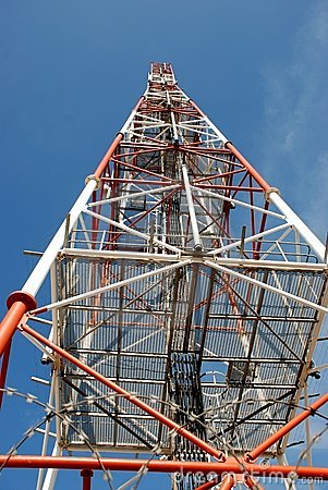 Telecommunications Relay Tower
