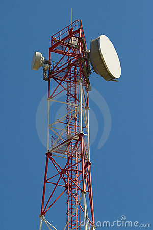 Free Telecommunications Tower Stock Photography - 4063842