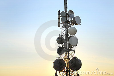 Telecommunications tower 8