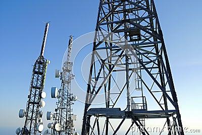 Telecommunications towers 4